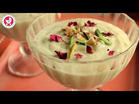 Thandai Mousse
