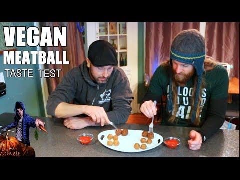 Vegan Meatball Taste Testing - Should Vegans Eat Fake Meat?