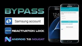 Bypass Samsung Account