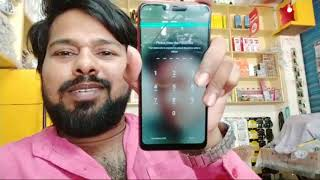 Oppo A3s CPH1853 Pattern Lock, Password Remove Without Flash