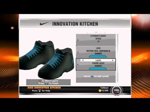 NBA 2K15 Xbox 360 My Career Season 2 - Shoe Deal