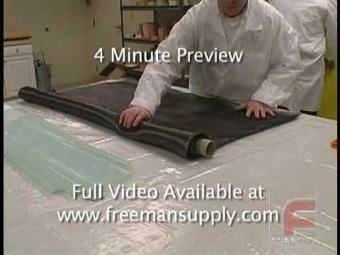Vacuum Bagging a Composite (Carbon Fiber) Part (Preview)