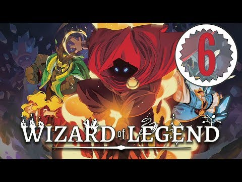 Wizard of Legend - PIT OF KNOWLEDGE