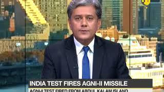 India test-fires Agni-II missile from Abdul Kalam Island off Odisha coast