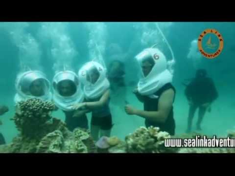 Sea walk, sea walk andaman nicobar, sea walk india
