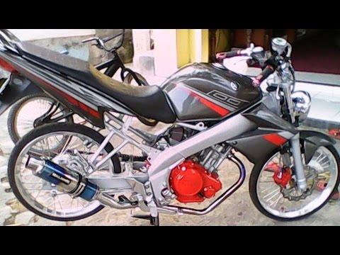 Motor Trend Modifikasi Video Modifikasi Motor Yamaha Vixion Air