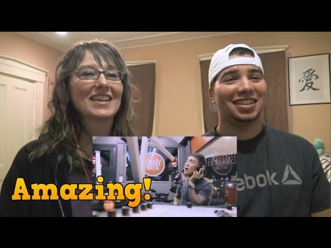 MOM & SON REACTION TO! Arnel Pineda covers Please Forgive Me (Bryan Adams)