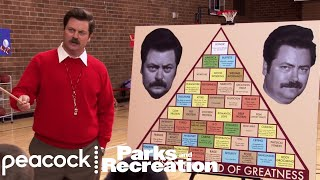 Ron Swanson, A Lifestyle (Vol. I) - Parks and Recreation