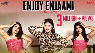 Enjoy Enjaami Dance Cover by Sunita 💃💃| Sunita Xpress