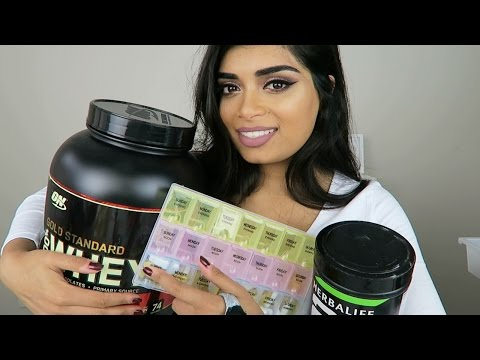 WHAT SUPPLEMENTS DO I TAKE? ♡