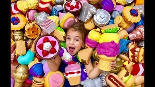 Download ONE MILLION SQUISHIES | LARGEST SQUISHY PACKAGES EVER!! Video