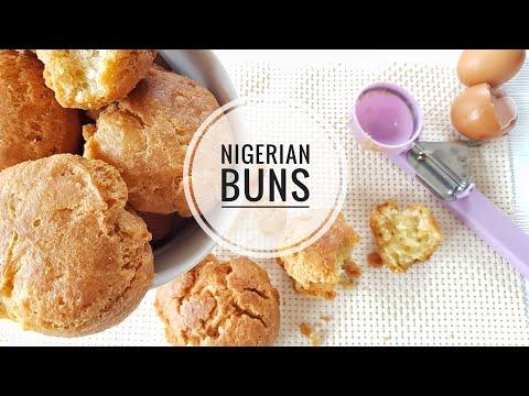 Nigerian Buns | Small Chops | Nigerian snacks
