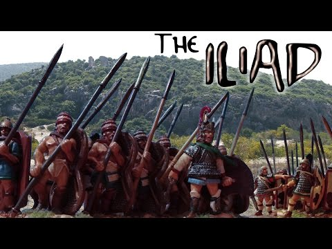 The Iliad - what is it really about?