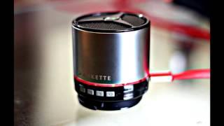 Amkette FDD663SL Trubeats Metal 2 Portable Bluetooth Speaker Review