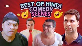 Best of Hindi Comedy Scenes - Akshay Kumar - Rajpal Yadav - Paresh Rawal - Johny Lever