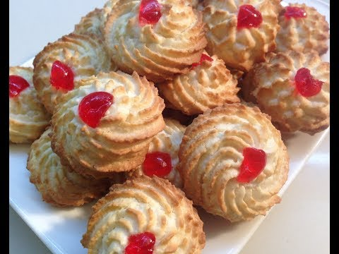 حلوى الكوووك المعلكة بشكل رااااائع اقتصااادية وسهلة  جدا وسريعة التحضير /حلويات العيد