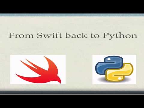 Why did I move to Python from Swift ?