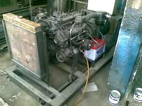 Car engine as Electricity Generator