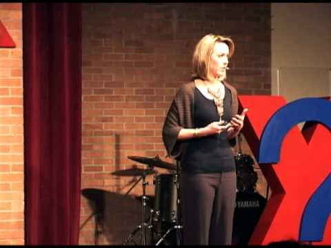The Truth About Inner Demons: Emily Eldredge: TEDxMarionCorrectional 2013