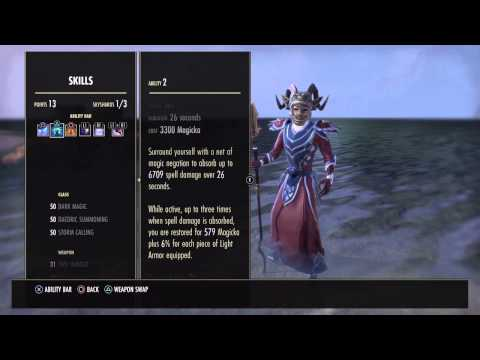 ESO vr4 to vr14 Simple but Beast Farming Build