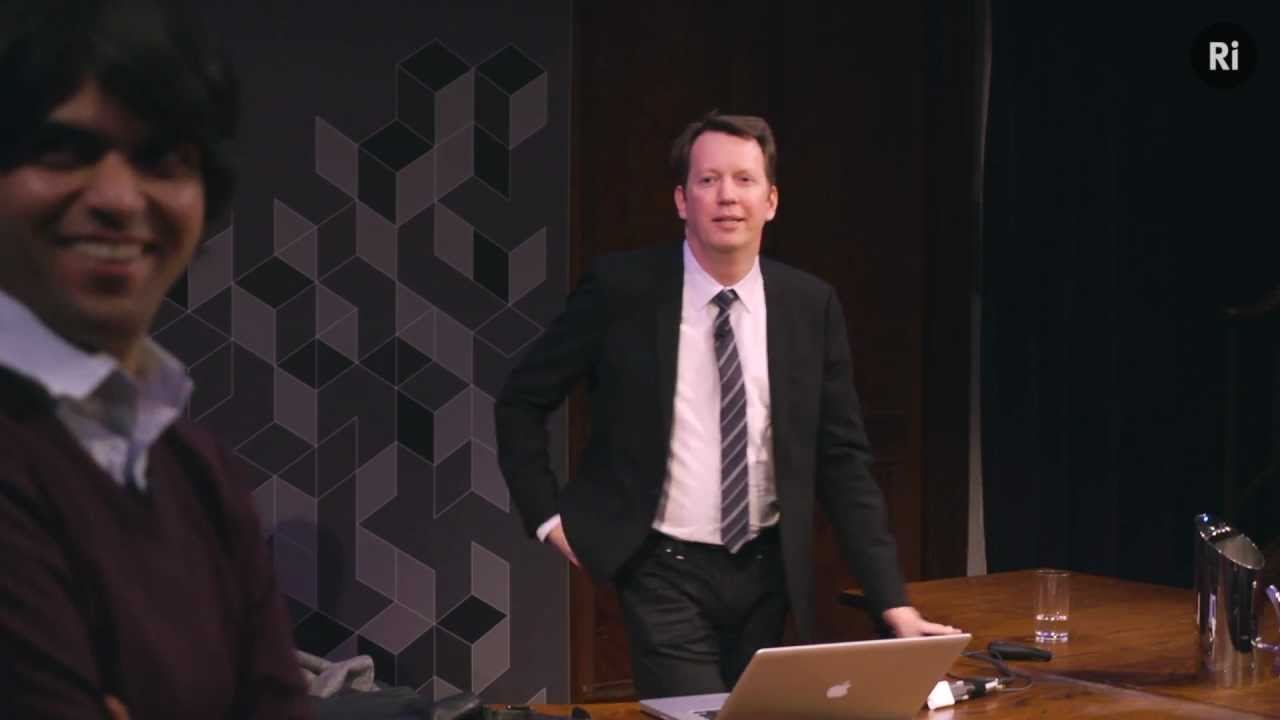 Sean Carroll - The Particle at the End of the Universe: Q&A