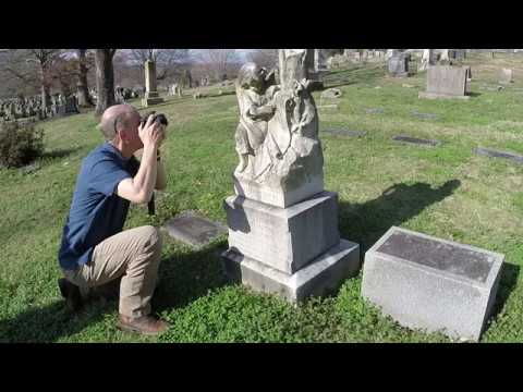 Cemetery Photography and Grave Care