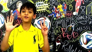 FIFA World Cup 2014 | Kids talking about their favorite football team