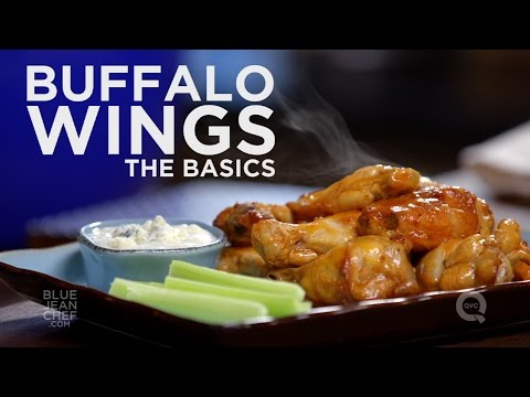 How to Make Buffalo Wings - The Basics on QVC