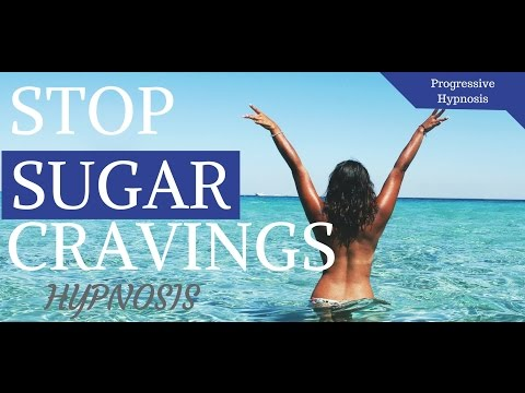 STOP Sugar Cravings ★ Break Your Sugar Addiction ★ Improve Health and Lose Weight Hypnosis