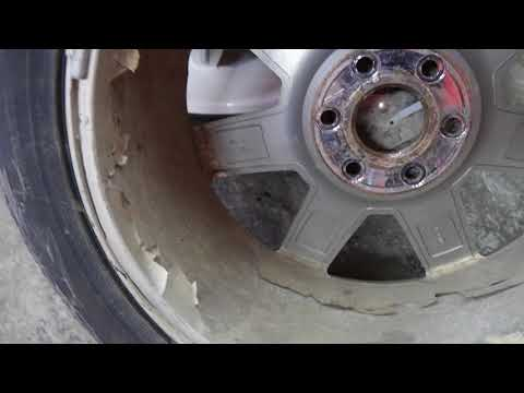 OEM CADILLAC ESCALADE RIMS HAVE A DISEASE (MUST SEE)