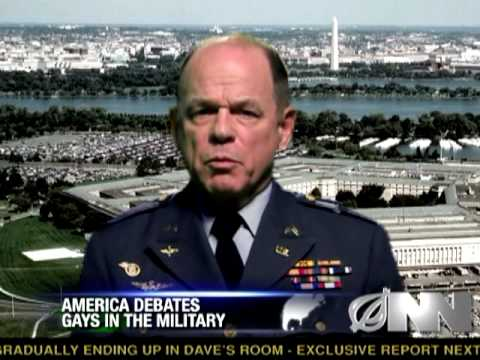 'Gays Too Precious To Risk In Combat'