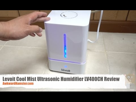 Levoit Cool Mist Ultrasonic Humidifier LV400CH Review