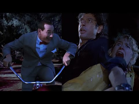 Pee Wee's Jurassic Adventure
