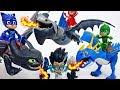 PJ Masks Lets Train Our Dragons ToyMartTV