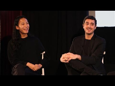 Getting to Know Alexander Wang and Ryan Korban