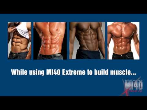 MI40-X - Bodybuilding! 4-Minute