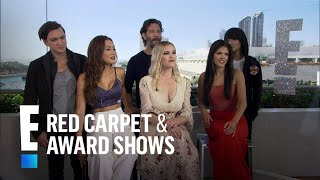 """""""The 100"""" Cast Plays """"Most Likely: Apocalypse Edition""""   E! Live from the Red Carpet"""