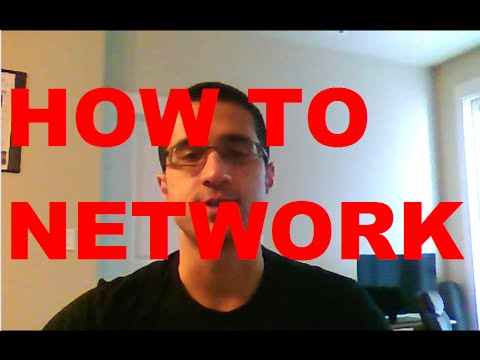 How to build a solid network - beyond the basics