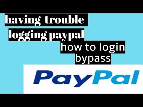 phone Verification & bypass Login Paypal 2018