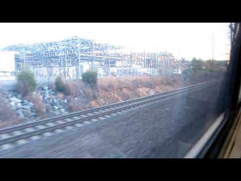 Northeast Regional #162 ride from DC To Philadelphia