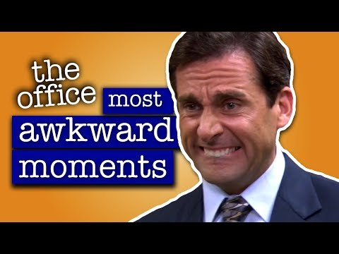 Most Awkward Moments - The Office US