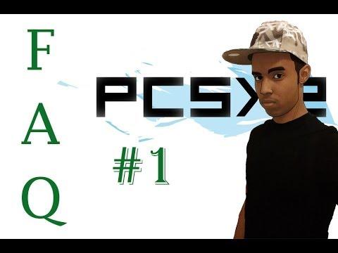 |FAQ|PCSX2 1.2.1 - WARNING |HD|