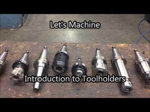 BEGINNER CNC: WHAT TOOLHOLDER SHOULD I USE?