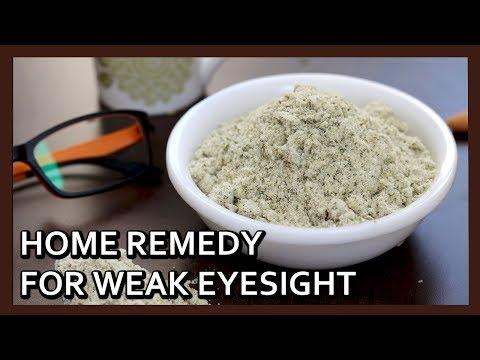 Home Remedy to Improve Weak Eyesight | Tip to Improve Vision | Healthy Kadai