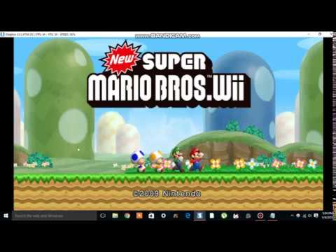 how to download dolphin emulator and wii iso