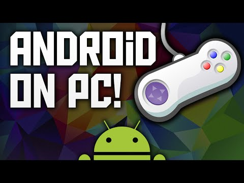 How To Play Android Games On PC! Run Android On PC!
