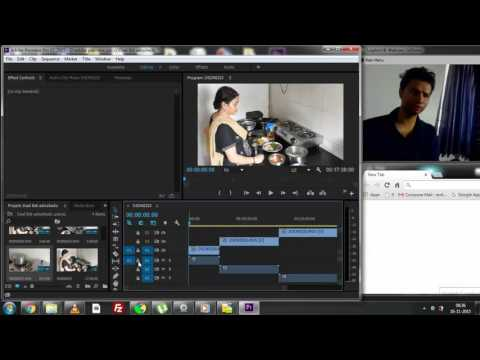 HOW TO COMBINE VIDEO CLIPS USING ADOBE PREMIERE PRO| VIDEO EDITING