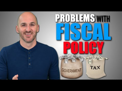 Macro: Unit 3.5 -- Problems with Fiscal Policy