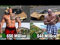 Top 10 Richest Actors in the World ★ 2019