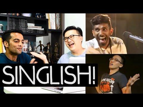 HOW TO SINGLISH?